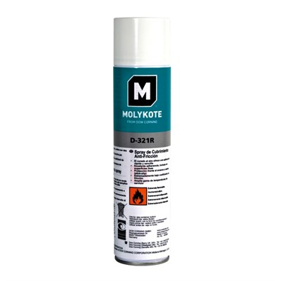 MOLYKOTE™ D 321 R Anti Friction Coating in available various sizes