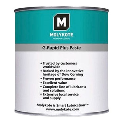 MOLYKOTE™ G-Rapid Plus Solid Lubricant Paste 5Kg Pail