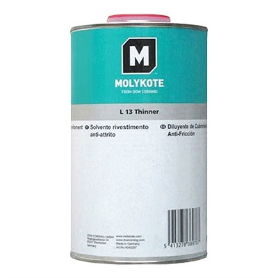 MOLYKOTE™ L 13 Thinner 5Lt Tin
