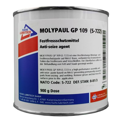 molypaul gp109 zx38 anti seize compound paste 900gm can. Black Bedroom Furniture Sets. Home Design Ideas