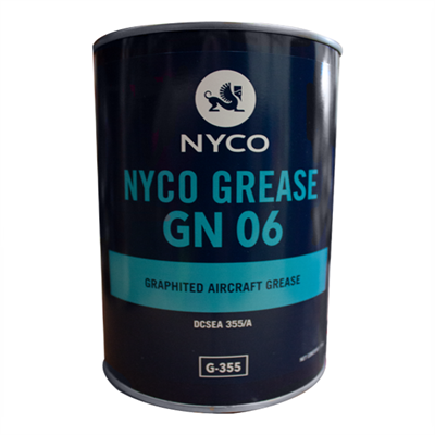 Nyco Grease GN 06 1Kg Can Dcsea355A G-355