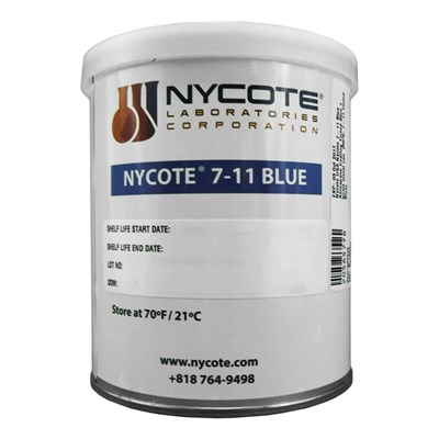 Nycote 7-11 Tinted Blue Coating 1USQ Can