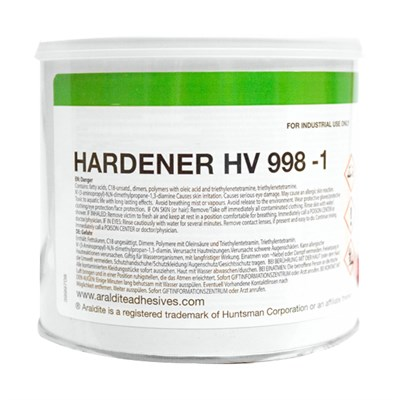 Araldite HV998-1 Epoxy Hardener 400gm Tin