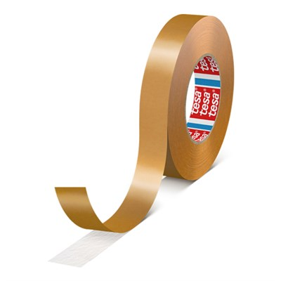 Tesa 51571 Double-Sided Non Woven Tape 25mm x 50mt Roll