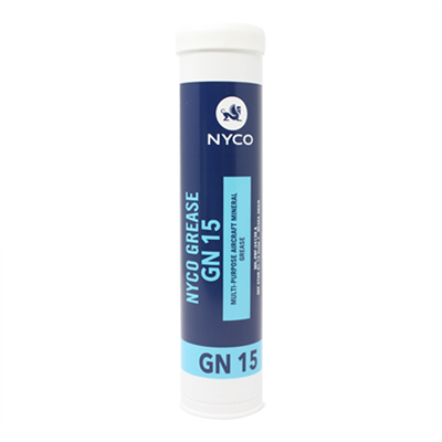 Nyco Grease GN 15 400gm Cartridge Dcsea 382A G-382
