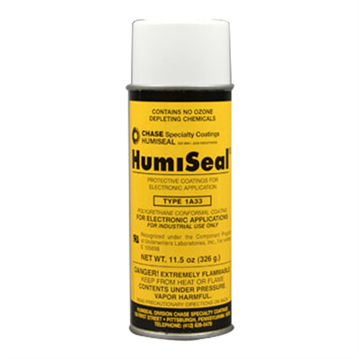 Humiseal 1A33 Urethane Conformal Coating 360ml Aerosol