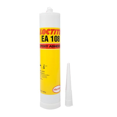 Loctite EA 108 320ml Cartridge (Was Bondmaster ESP108) (Fridge Storage 5°C-7°C)