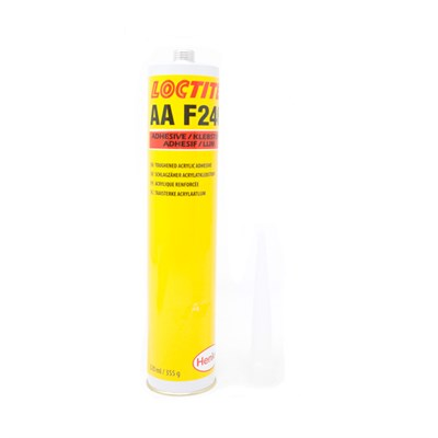 Loctite AA F246 Acrylic Adhesive 320ml Cartridge (Was Bondmaster F246) (Initiator Required)