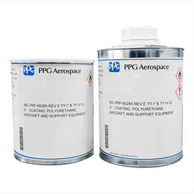 PPG Desothane HS CA8800 Polyurethane Topcoat Kit in various sizes and colours