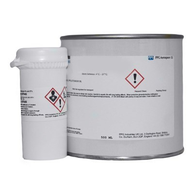 PPG PS870 C-12 Corrosion Inhibitive Sealant 500ml Kit *MIL-PRF-81733D Type IV-12 Class 1 Grade A