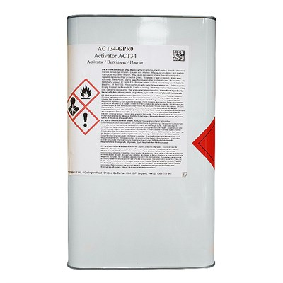 PPG ACT34 Activator 5Lt Can