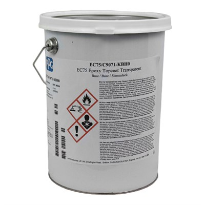 PPG EC75/C9071 5Lt Clear Tin *DEF STAN 80-161/1 *MSRR 9064 Issue 10