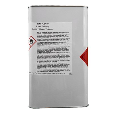 PPG T105 Thinners 5Lt