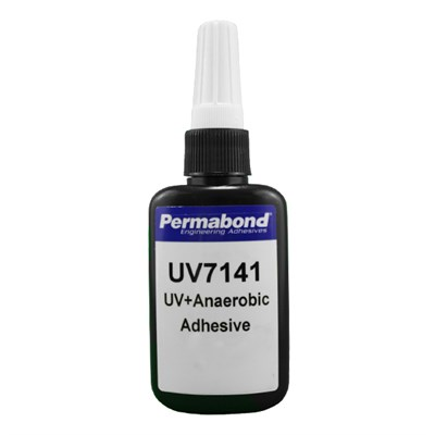 Permabond UV7141 Dual Cure Adhesive 50ml Bottle