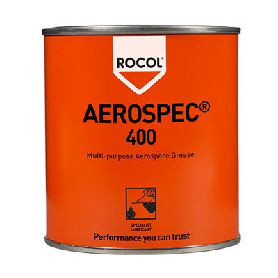 Rocol Aerospec 400 XG294 450gm Tin DEF STAN 91-106/2 AIM-09-06-003 NSN 9150-99-855-1324