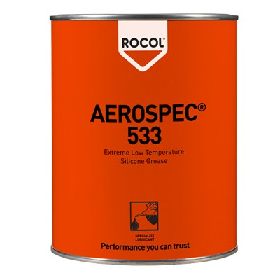 Rocol Aerospec 533 Extreme Low Temp Silicone Grease Xg315 Tube *DEF STAN 91-56/3 in various sizes