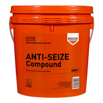 Rocol Anti Seize Compound 6Kg