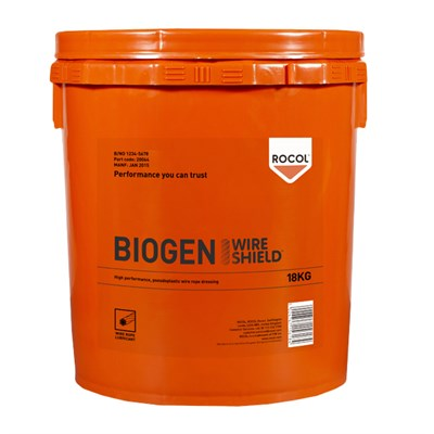Rocol Biogen Wireshield 18Kg Can