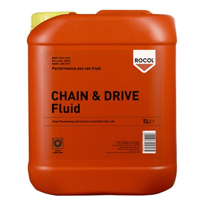 Rocol Chain and Drive Fluid 5Lt