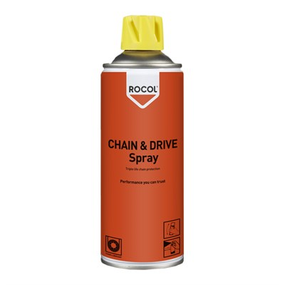 Rocol Chain and Drive Spray 300ml Aerosol Can
