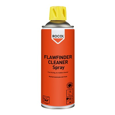 Rocol Flawfinder Cleaner 300ml Aerosol