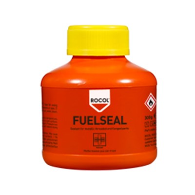 Rocol Fuelseal Foliac Super Red Pipe Sealant 375gm Tin