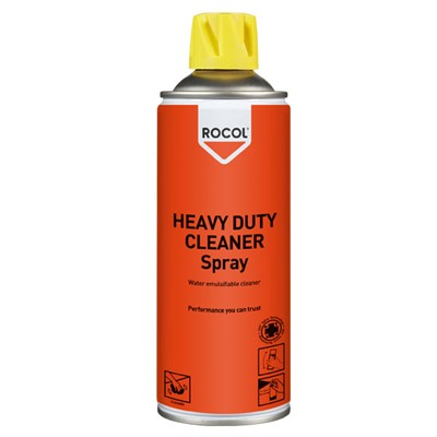 Rocol Heavy Duty Cleaner Spray 300ml Aerosol Can