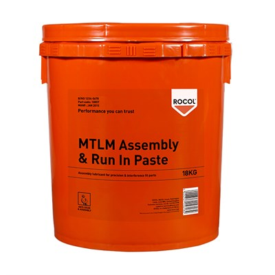 Rocol MTLM Assembly And Running Paste 18Kg Tub