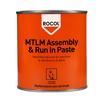 Rocol MTLM Assembly And Running Paste 750gm Tin