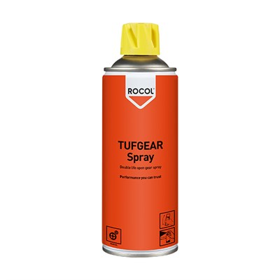 Rocol Tufgear Spray 400ml Aerosol Can