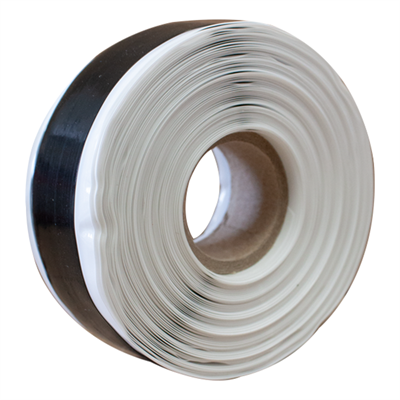 TE-Connectivity (was Raychem) Hot Melt Adhesive Black Tape S1030 20mm x 3mm x10mt Roll *RK6017