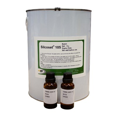 Silcoset 105 2-Part Potting Compound and Catalyst 28 5.05Kg Kit *AFS1980 (Previously DTD 900-4778)