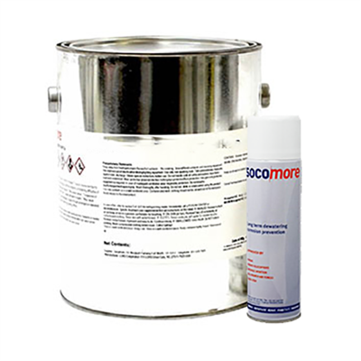 Socomore Hyso F Solvent Based Cleaner