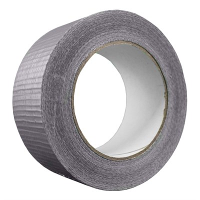 Scapa 3159 Economy Waterproof Cloth Tape Grey/Silver 48mm x 50Mt Roll