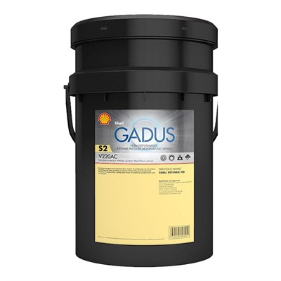 Shell Gadus S2 V220 AC 2 in various sizes