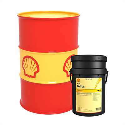 Shell Tellus S3 M 46 Hydraulic Fluid in various sizes