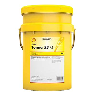 Shell Tonna S3 M 220 Premium Machine Tool Slideway Oil 20Lt