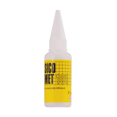 Sicomet 8300 Clear Cyanoacrylate Adhesive 20gm Bottle (Fridge Storage 2°C-8°C)