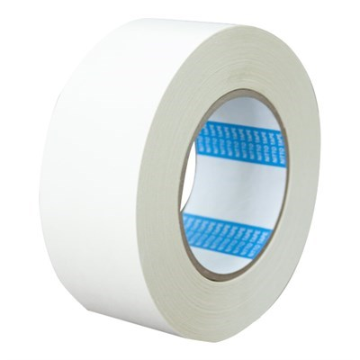 NITTO P-55 Flame Retardant Double Coated Cloth Carpet Tape Natural White 50mm x 23Mt Roll *BMS5-133G Type ll Class 1 *ABS 5648A *FAR 25.853