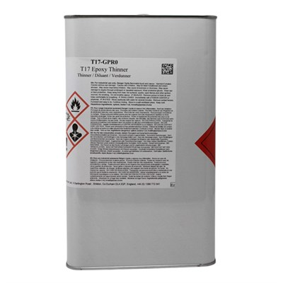 PPG T17 Thinners 5Lt Tin MSRR 9064