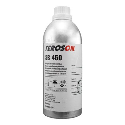 Henkel Teroson SB 450 Alcoholic Cleaner 1Lt Bottle (was Terostat)