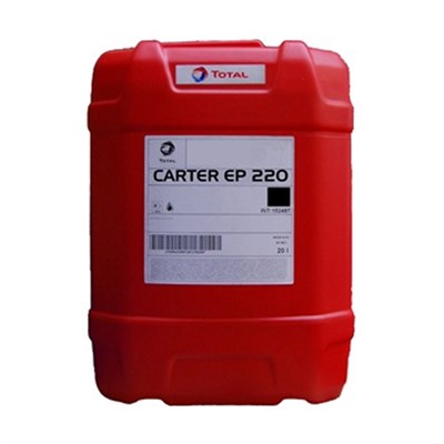 Total Carter EP220 Enclosed Gear Lubricant 20Lt Drum