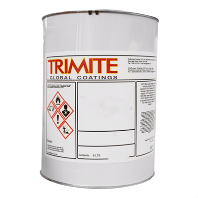Trimite B401/S60/9 Black Gloss Stoving Finish 5Lt Can
