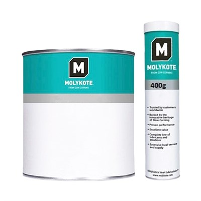 "MOLYKOTEâ""¢ Longterm W 2 High Performance Grease available in various sizes"