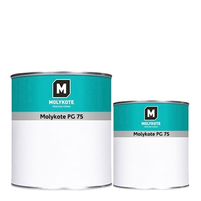 "MOLYKOTEâ""¢ PG 75 High Performance Grease available in various sizes"