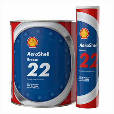 AeroShell Grease 22 in various sizes | Silmid