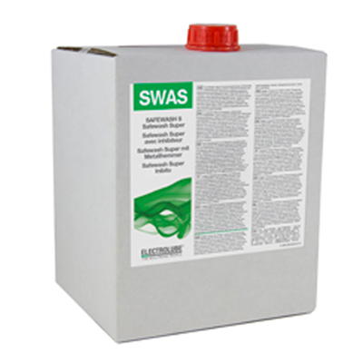 Electrolube Swas Safewash Super in various sizes