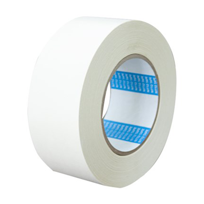NITTO P-55 Flame Retardant Double Coated Cloth Carpet Tape Natural White 10mm x 23Mt Roll *BMS5-133G Type ll Class 1 *ABS 5648A *FAR 25.853