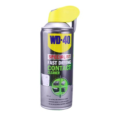 WD-40 SP Fast Drying Contact Cleaner 400ml Aerosol