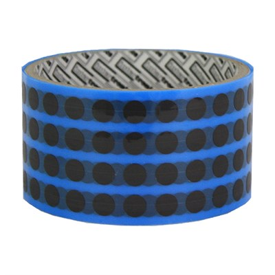 adhere INT630 Anti Static Conformal Coating Masking Tape 8mm Dots 1000 Per Roll